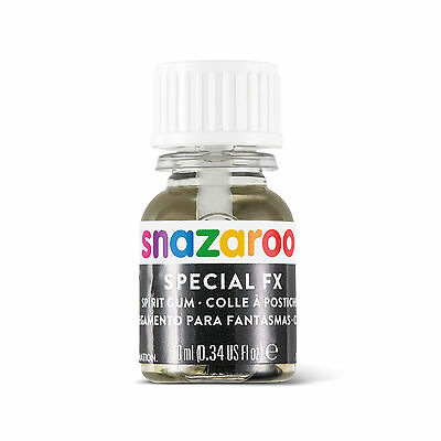 Snazaroo Mastix Special FX Spirit Gum 10 ml  1198195 Schminke Make up