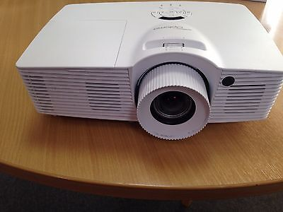Optoma EH416 DLP Projector - Full HD 1080p, compact and powerful - 4200 ANSI Lum