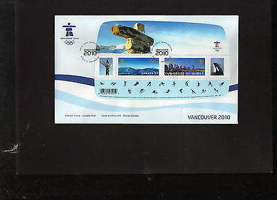 Canada #2366 s/s on cover FDC