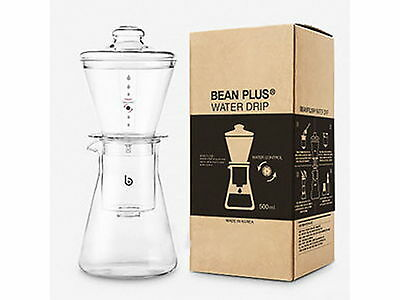 Beanplus Waterdrip 500 Cold Brew Dutch Coffee Maker Hand Drip SET No Electricity