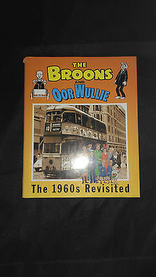 The Broons And Oor Wullie The 1960's Vintage Comic Book 2004 Near Mint