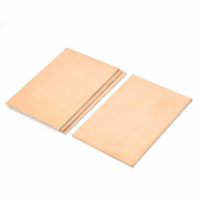 Copper Clad Cover Double Sided PCB Printed Circuit Board 100mm x 70mm 4pcs