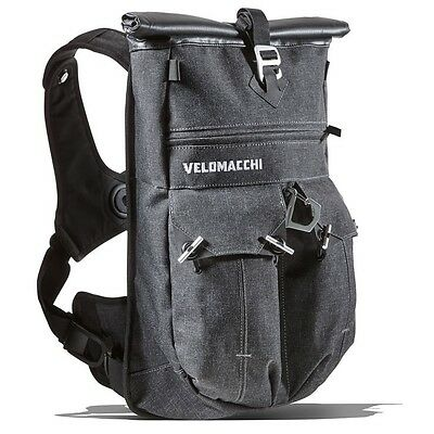 Velomacchi Speedway Roll Top Motorcycle Backpack
