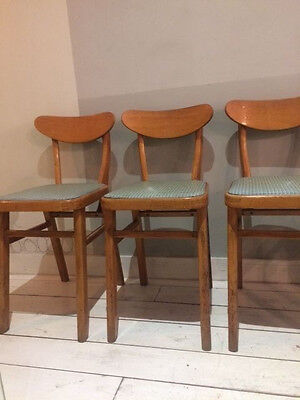 4 Ben style cafe chairs