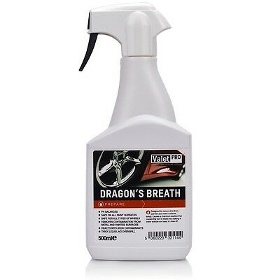 ValetPro Valet Pro Dragons Breath Alloy Wheel Cleaner & Iron Contaminant Remover