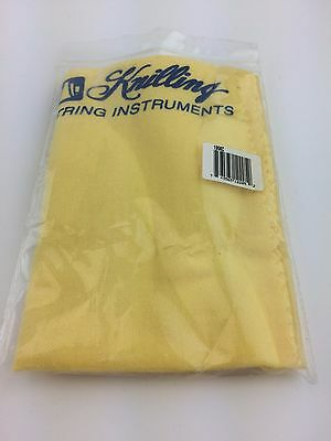 Knilling 196KC Untreated Cotton Flannel Stringed Instrument Polishing Cloth