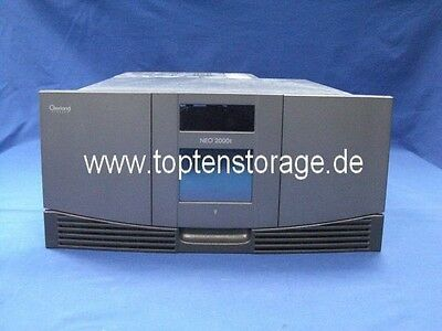 Overland Storage Neo2000E LTO Tape Library Chassis 30 slots - 10300243-003