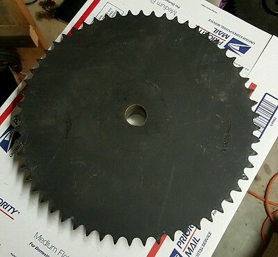 "New Martin 60B58 1 1/4""   Bore single chain sprocket 58 teeth for #60 chain"