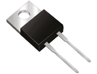 5 x Taiwan Semiconductor MBR735, Schottky Diode, 35V 7.5A, 2-Pin TO-220AC