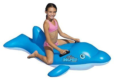 Solstice by International Leisure Products Swimline Dolphin Stable Ride-on