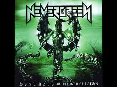 Nevergreen: Ősnemzés / New Religion CD - FREE Shipping Worldwide - gothic metal