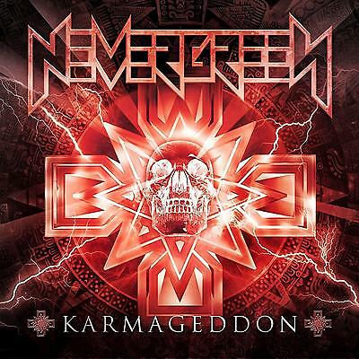 Nevergreen: Karmageddon (+Mindörökké DVD) CD + DVD - FREE Shipping Worldwide