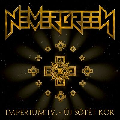 Nevergreen: Imperium IV./ Új Sötét Kor (+bonus) CD - FREE Shipping Worldwide