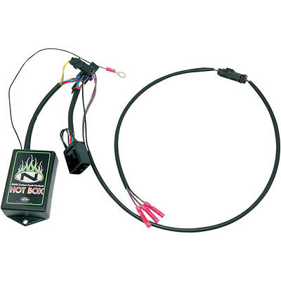 Namz Tour-Pak Quick Disc. Wiring Harness w/ Light for 1996-2013 Harley Touring