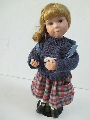 Brittany from the Boyd's My Best Friend Doll Collection Retired #1807