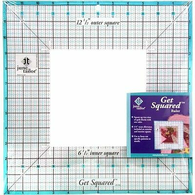 """Get Squared Ruler - 12.5"""" outer square"""