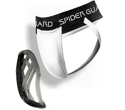 Spider Guard Flexible Cup with Jock Strap
