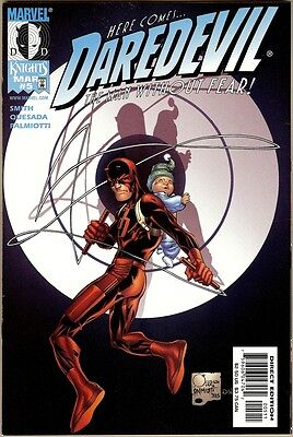 Daredevil (Vol. 2) #5 - NM - Quesada Cover
