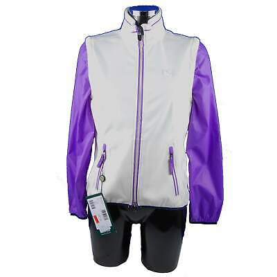 CHERVO Golf Chaqueta Softshell WINDLOCK Mugello crema 112 Talla 36 nuevo