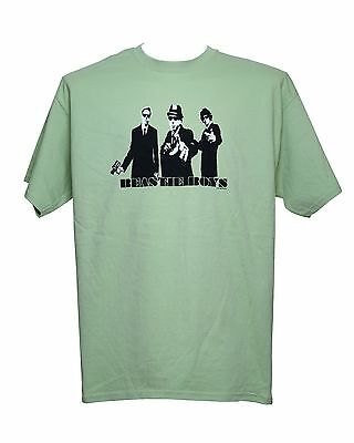 BEASTIE BOYS - MENS CUT - Official Licensed T-shirt - New XL ONLY