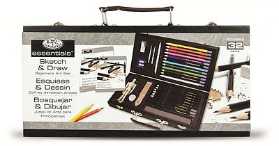 Royal Brush and Langnickel Sketching and Drawing Artist Set For Beginners