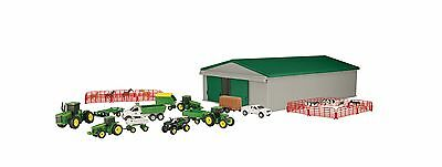ERTL 46276 John Deere Farm Toy Playset Vehicle
