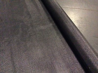 Black SOLARVIEW MESH  For Outdoor Blinds, Shade Sails, Awnings 2.9 mts x 1.5 mts