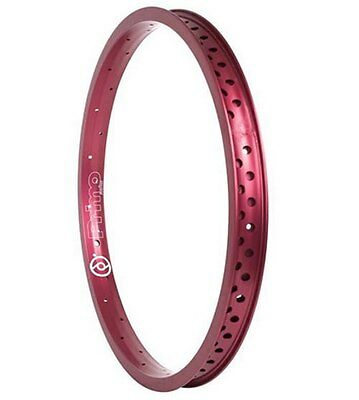 Primo 7 Series Balance 7005 BMX Rim 36H - Red Bike Rim
