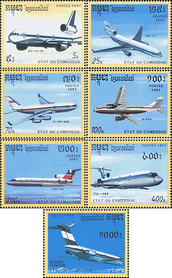 Commercial Aircraft (MNH)