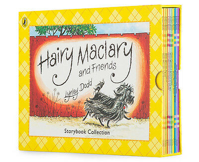 Hairy Maclary & Friends 10-Storybook Collection