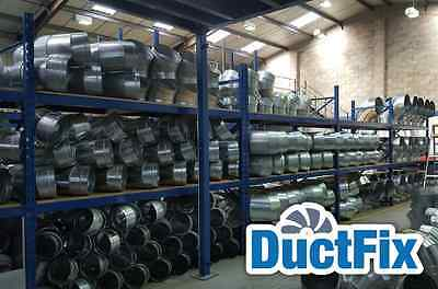 Spray Booth Extract Fans Filtration Ducting Ductwork - Full Stock Range