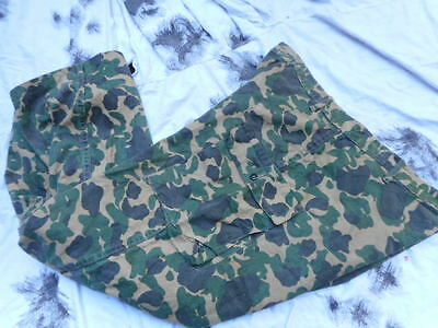 US ARMY SPECIAL FORCES DUCK HUNTER jungle COMBAT TROUSERS vietnam war WW2 TYPE