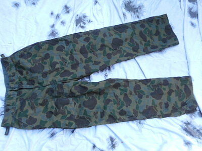 ARVN / US ARMY SPECIAL FORCES DUCK HUNTER BEO GAM jungle COMBAT TROUSERS vietnam