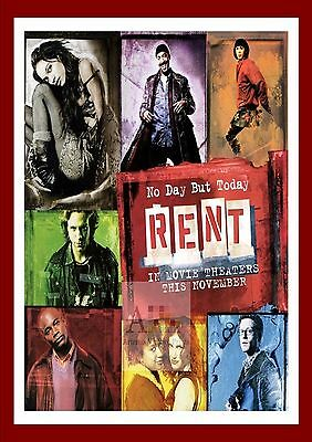 Rent    Movie Posters Musicals Vintage & Classic Cinema