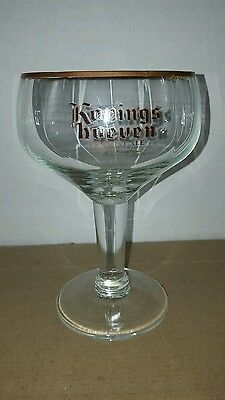 RARE De Koningshoeven Brewery, Dutch Trappist Craft Beer Glass/Chalice