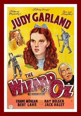The Wizard Of Oz   Movie Posters Musicals Vintage & Classic Cinema