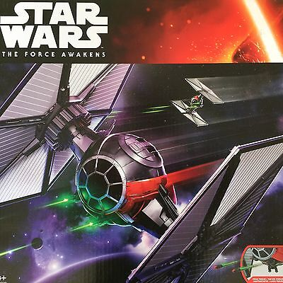 Star Wars Tie Fighter Boxed The Force Awakens