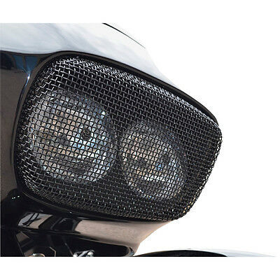 Grille De Phare Pour Harley-Davidson® Glide Road Phare Grille Protection