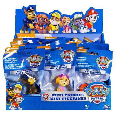 Nickelodeon Paw Patrol Mini Figures 10 Different Characters--U Choose + Sets