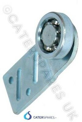 Hot Cupboard Door Runner Wheel Catering Spare Part Back Rear