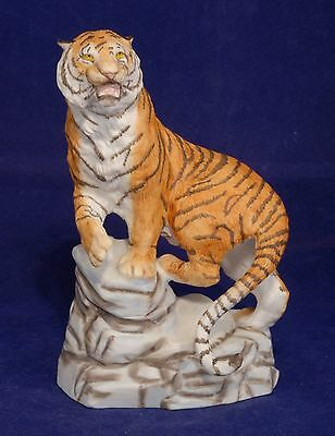 1989 Franklin Mint 'Siberian Tiger' (Great Cats of the World Series)
