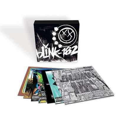 BLINK-182 Box Set * SEALED LIMITED EDITON 10xLP 180g