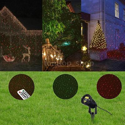 Sky Star Effect Lawn Decoration Lamp Stage Light Party Christmas Park Home F3B0