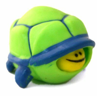 Pop Head Turtle Toy Squeezy Fun Pocket Money Toy Kids Turtle Gift 6cm Long Toy