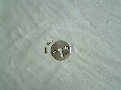 Antigue brass keyhole  ***Free postage***