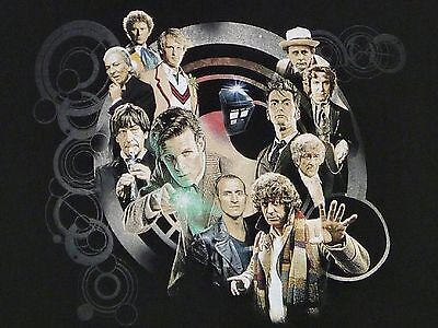 DOCTOR WHO The Doctors Who T-Shirt XL