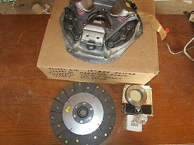 "Oliver tractor S-55,550,2-44 BRAND NEW 10"" clutch kit"