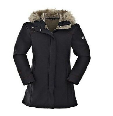 Muzzle Anjou Women's Softshell Coat especially warm and chique Faux fur