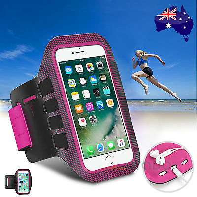 Sports Gym Armband Arm Running Jogging Exercise for Apple iPhone 8 7 Plus