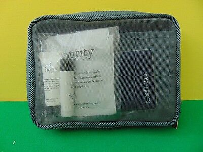United BusinessFirst Amenity Kit New & Complete